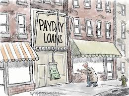 Payday Loans Trap