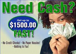 Need Cash Fast?