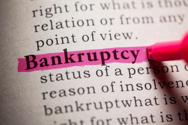 How to File Bankruptcy Yourself